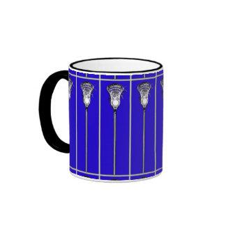 LACROSSE GIFTS RINGER COFFEE MUG
