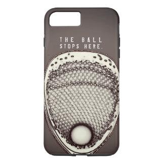 Lacrosse Goalie iPhone 7 Plus Case