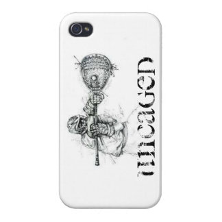 lacrosse goalie iphone case iPhone 4/4S cases