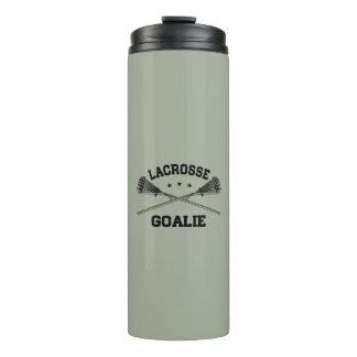 Lacrosse Goalie Thermal Tumbler