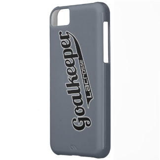 Lacrosse Goalkeeper iphone 5 case