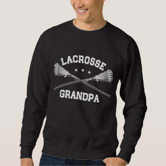 Lacrosse Grandpa Sweatshirt
