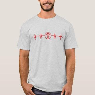 Lacrosse Heartbeat T-Shirt