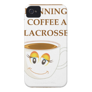 LACROSSE iPhone 4 Case-Mate CASE
