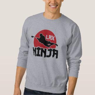 Lacrosse LAX Ninja Sweatshirt