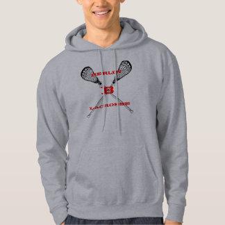 Lacrosse LAX Sticks 2 hoodie