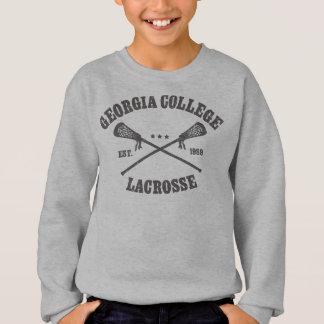 lacrosse logo sweatshirt