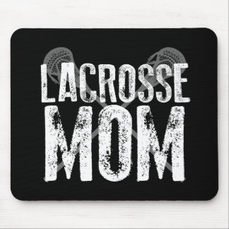 Lacrosse Mom Mouse Pad