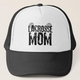 Lacrosse Mom Trucker Hat