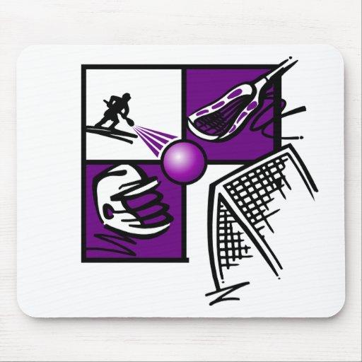 Lacrosse Mousepad