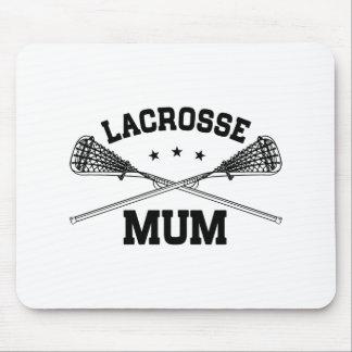 Lacrosse Mum Mouse Pad