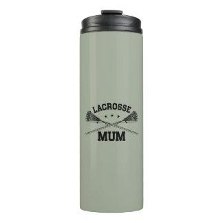 Lacrosse Mum Thermal Tumbler
