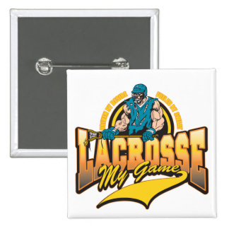 Lacrosse My Game Buttons