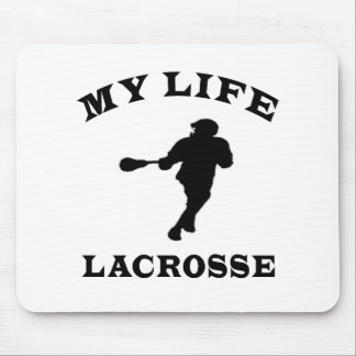 Lacrosse My Life Mouse Pad