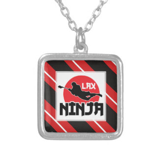Lacrosse Ninja Necklace