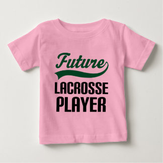 Lacrosse Player (Future) Baby T-Shirt
