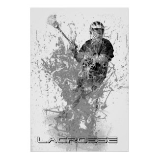lacrosse poster