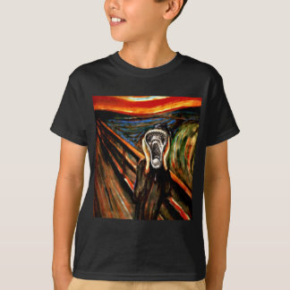 Lacrosse Scream T-Shirt