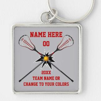 Lacrosse Senior Night Ideas, Lacrosse Keychains