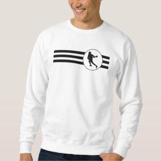 Lacrosse Stripes Sweatshirt