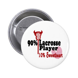 Lacrosse Sweetheart Buttons