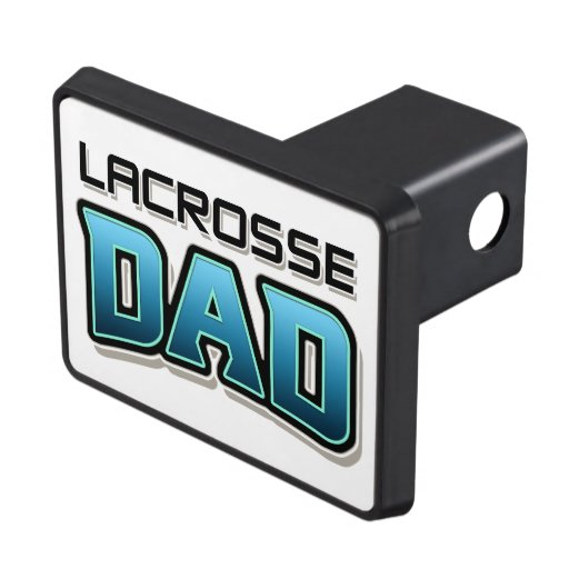 Lacrosse Trailer Tow Hitch cover - Lacrosse Dad