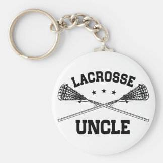 Lacrosse Uncle Key Ring