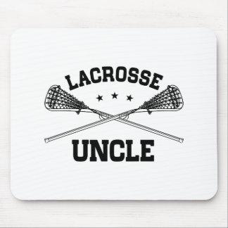 Lacrosse Uncle Mouse Pad