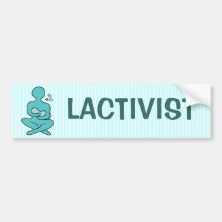 Lactivist Bumper Sticker