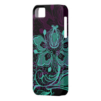 Lacy Floral iPhone 5 Cover