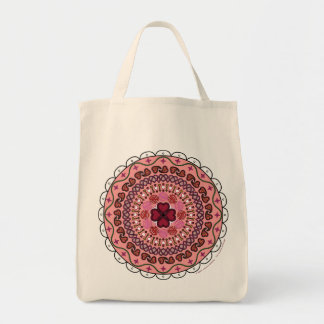 Lacy Valentine's Day Light Tote Bag