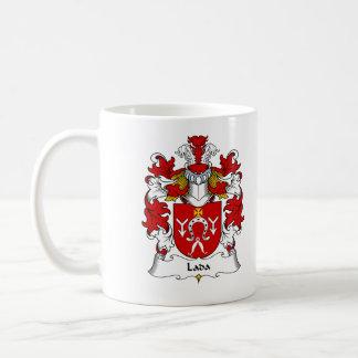 Lada Family Crest Coffee Mug