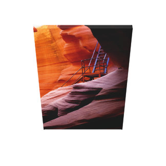 Ladder in Antelope Canvas 13-21