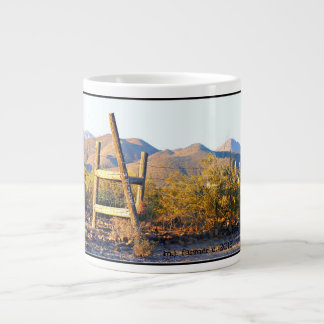 Ladder into the New River Mountains Coffee Mug