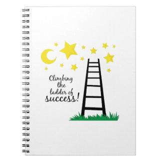 Ladder of Success Note Books