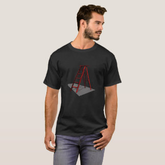 Ladder~Superstition - don't do it T-Shirt