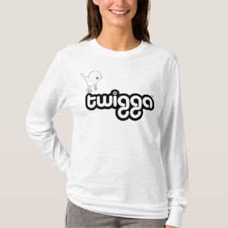 Ladies AA Hoody Twigga Long Sleeve (Fitted)