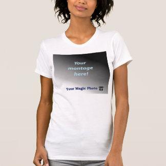 Ladies AA Reversible Sheer Top T-shirt