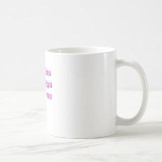 Ladies Always Burpee Coffee Mugs