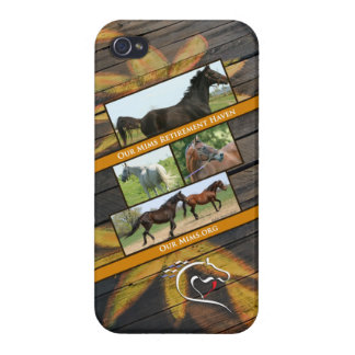 Ladies and Elmhurst at the Haven iPhone 4/4S Cover