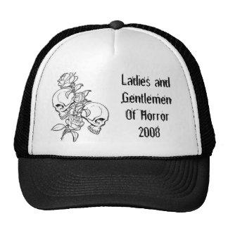 Ladies and Gentlemen of Horror 2008 Cap