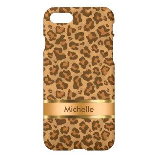 Ladies Animal Pattern iPhone 7 Case