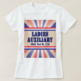 Ladies Auxiliary T Shirt