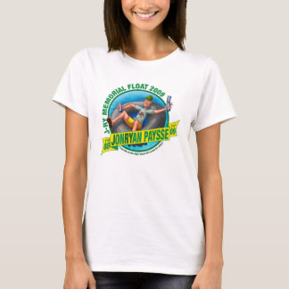 Ladies Babydoll (white) T-Shirt