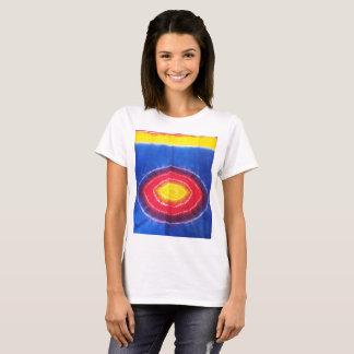 Ladies Batik Print T-shirt