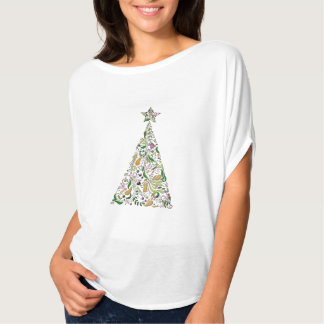 Ladies' Bella Top - Tuscany Tree Two