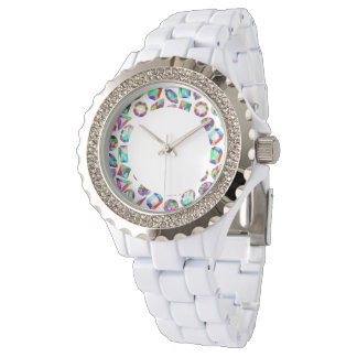 Ladies Bling Style Wrist Watches