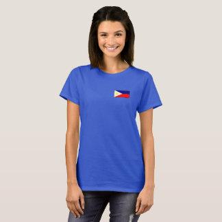 Ladies Blue Lapu Lapu 1521 T-Shirt