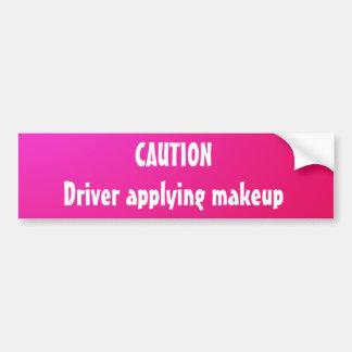 Ladies Bumper Sticker
