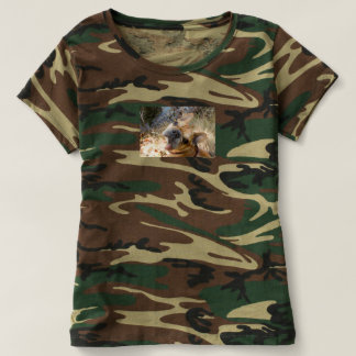 "Ladie's Camo ""Mac"" T T-Shirt"